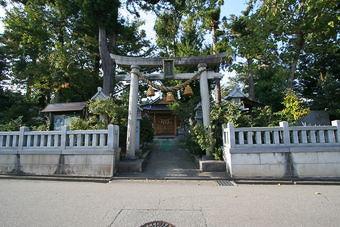 中川熊野神社 (高岡市)