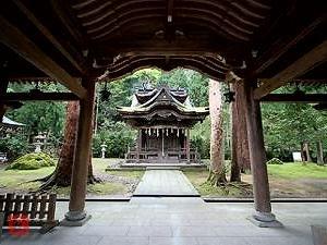 大瀧神社 (越前市) – 玄松子のぶろぐ