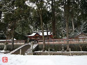 御形神社 (宍粟市)