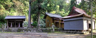 下塩津神社 下鹽津神社 (西浅井...