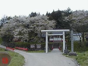 物部神社 (佐渡)