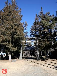 長津瀬神社 (上田市)