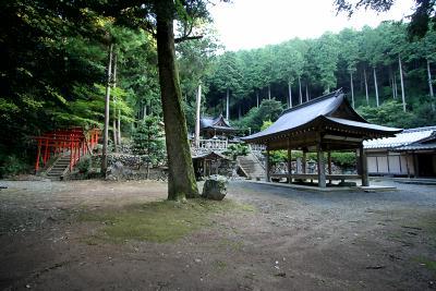 幡日佐神社 (南丹市)