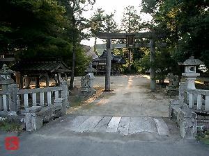 三嶋田神社 (久美浜町)