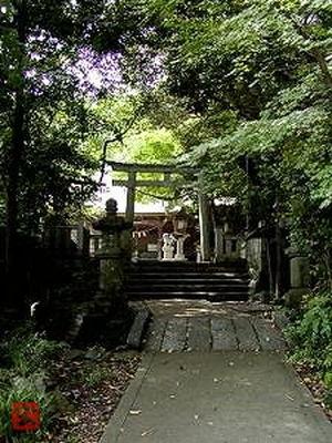 諏訪神社 (新居町)