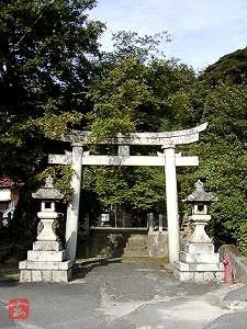 須可麻神社 (美浜町)
