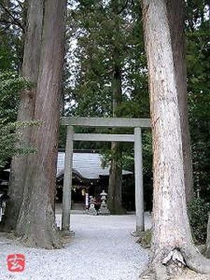 御杖神社 (御杖村)