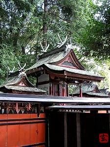 夜都岐神社 (天理市)